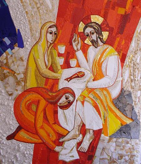 Carmelita contemplativo en la ciudad: Marta y María andan juntas